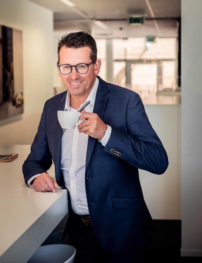 Koen Van Acker, CFO, Artes Group
